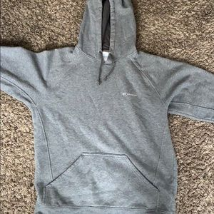 All grey Columbia hoodie